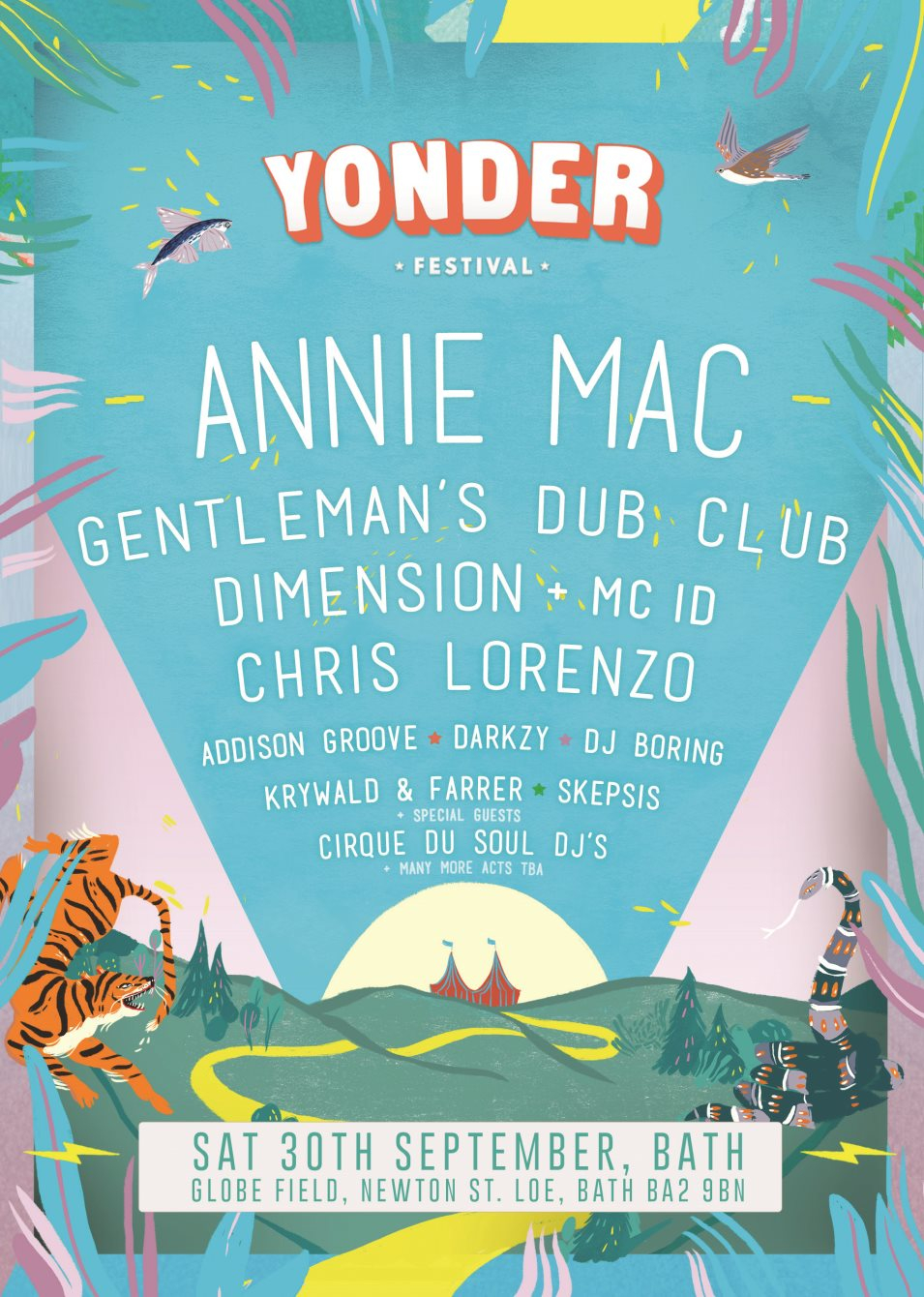 ra yonder festival 17 with annie mac at tba west wales west