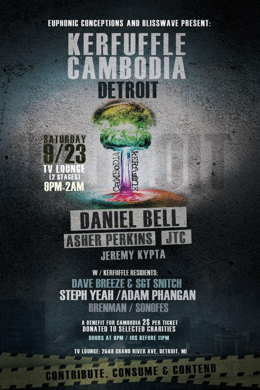 RA: Kerfuffle Cambodia with Daniel Bell, Asher Perkins & JTC Detroit ...