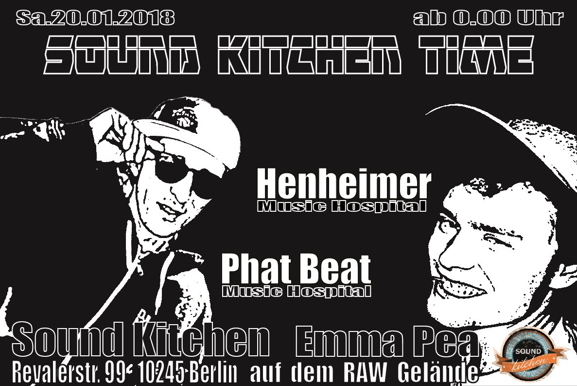 Ra Sound Kitchen Time With Henheimer Phat Beat At Sound