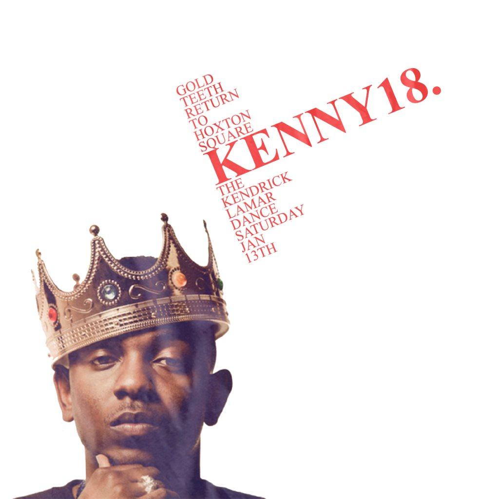RA: Kenny18 - The Kendrick Lamar Dance at Hoxton Square Bar ...