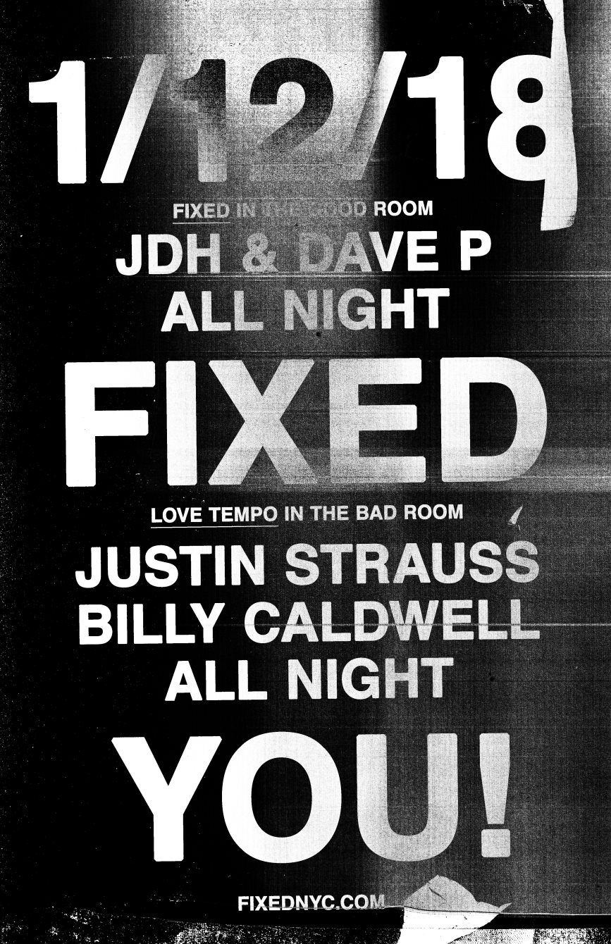 ra fixed with jdh dave p justin strauss billy caldwell at good