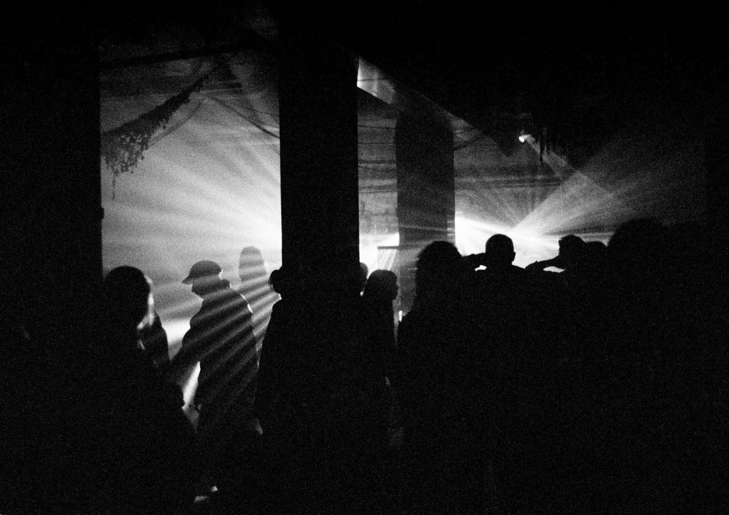 RA Secret Warehouse Party 90s Trance House Acid Techno Rave