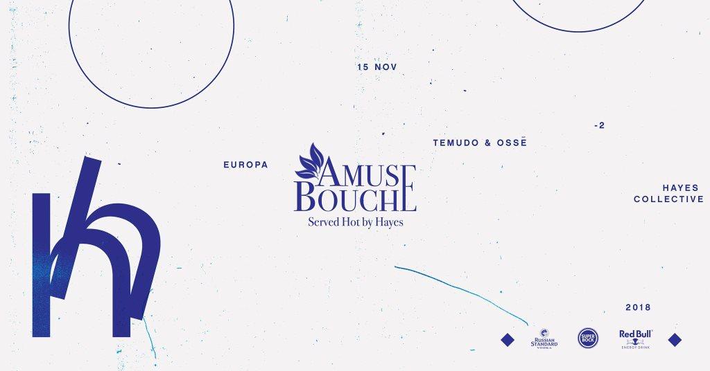 Hayes Showcase   at Europa in Lisbon 15 Nov 2018