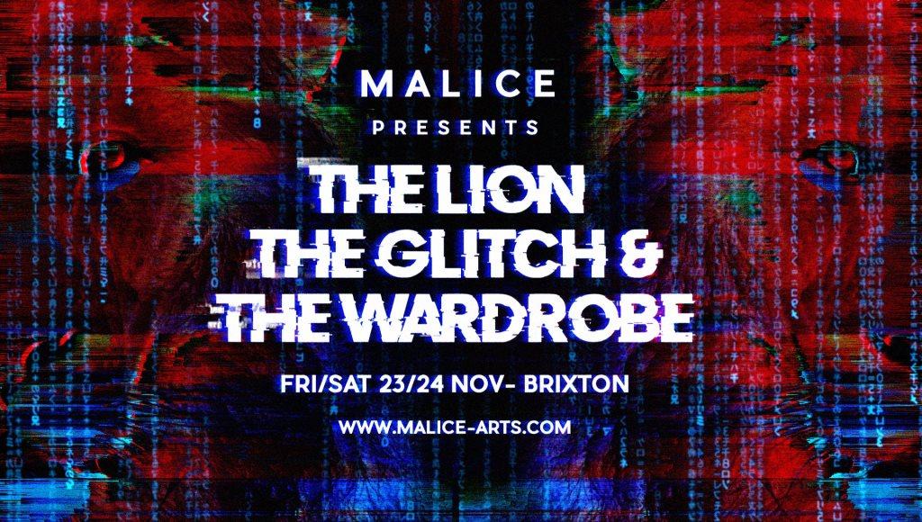 Ra Malice The Lion The Glitch And The Wardrobe At Simulacra