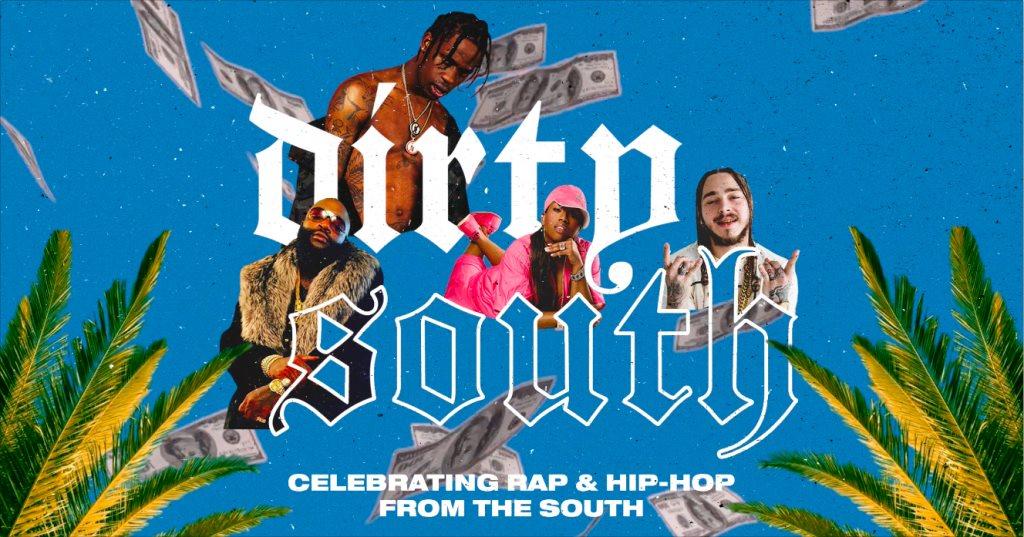 RA: Dirty South: Rap, Trap & Hip-Hop at Camden Assembly, London (2018)