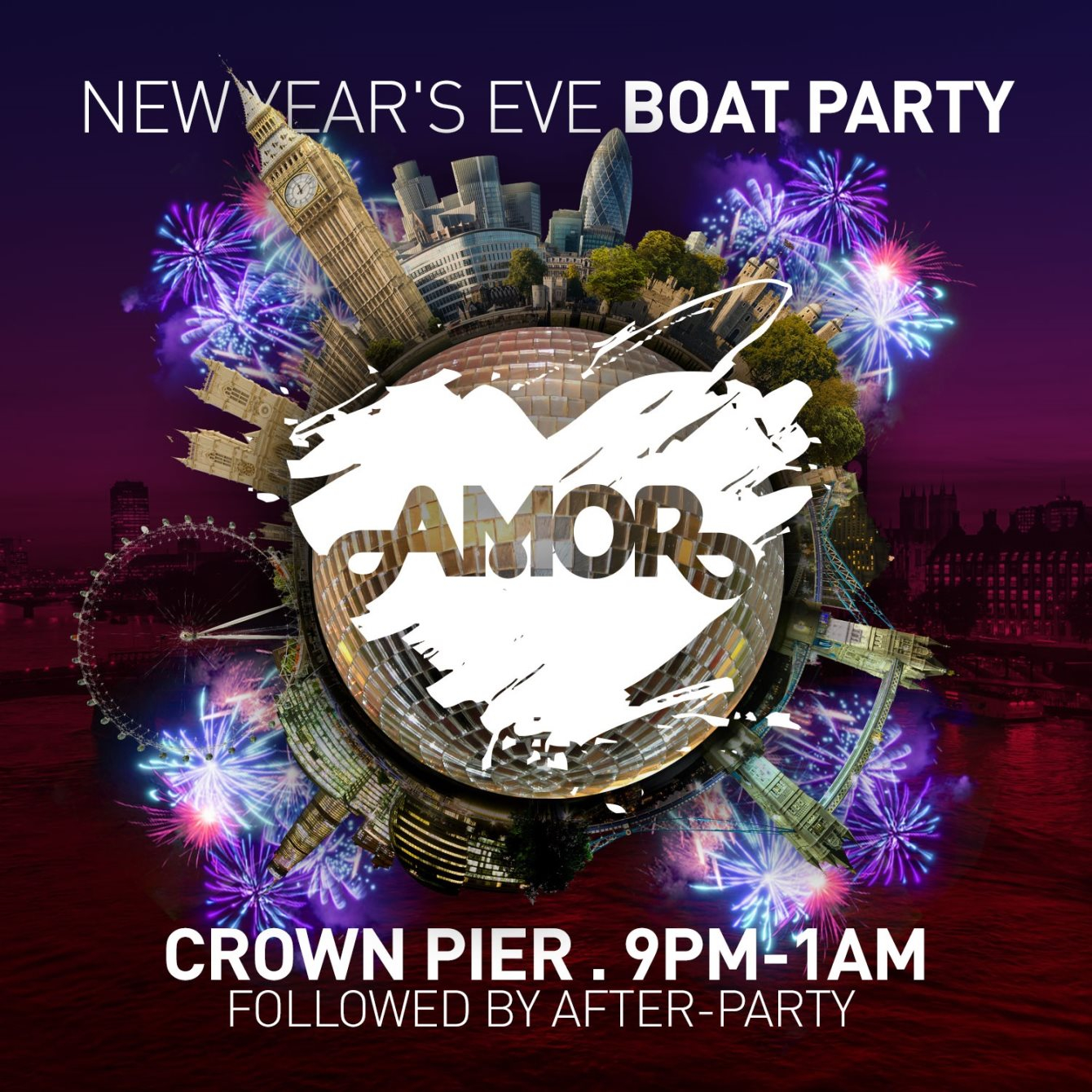 RA: Fireworks on the Thames This New Years Eve and Free After-Party ...