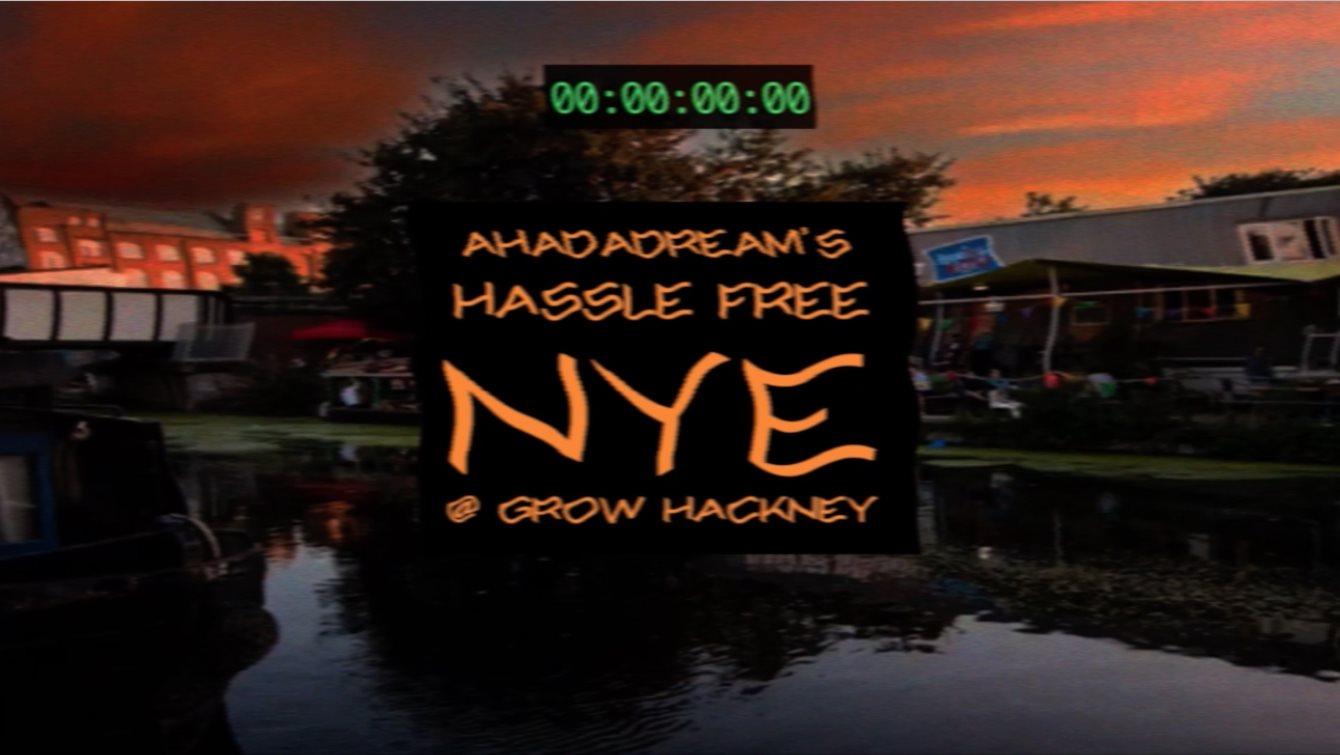 Ahadadream's Hassle Free NYE