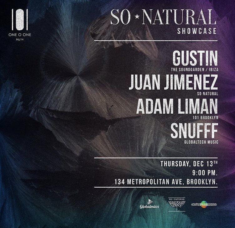 Ra 101 So Natural Presents Gustin The Soundgarden Ibiza At
