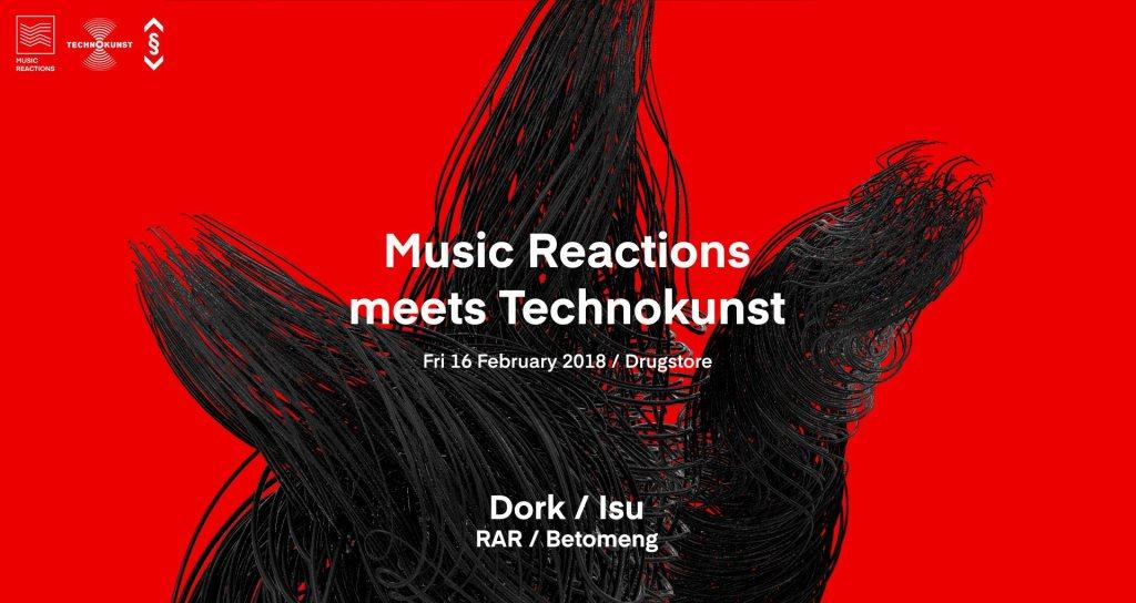 RA: Music Reactions Meets Technokunst at Drugstore Beograd, Serbia