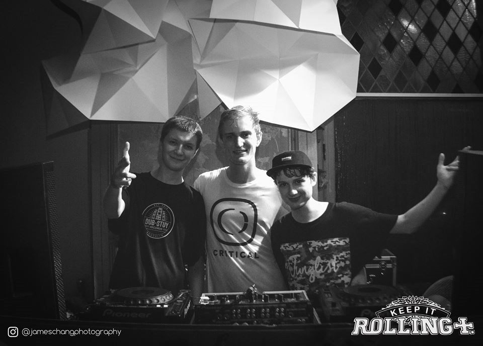 RA: Frogbeats: Jungle & Breaks with Keep It Rolling at Sub Club