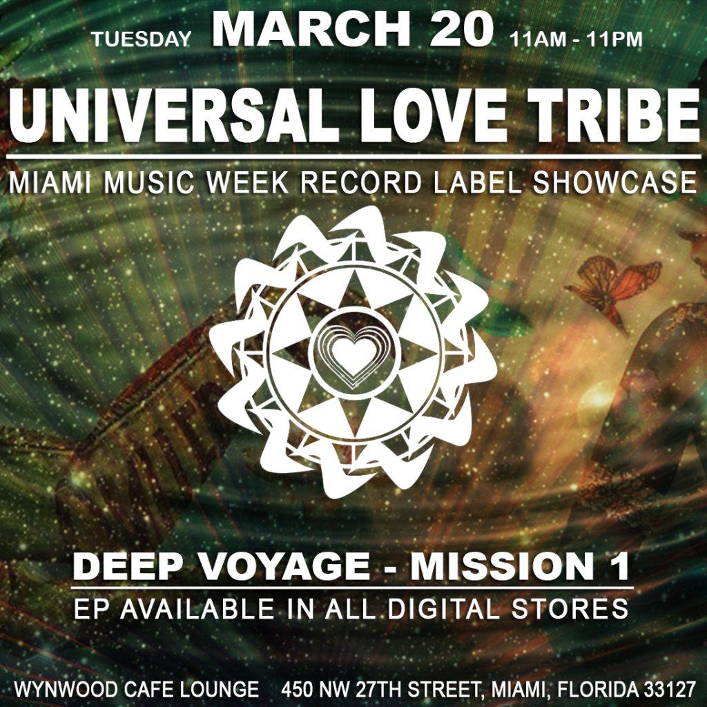 RA: MMW - Universal Love Tribe Record Label Showcase at