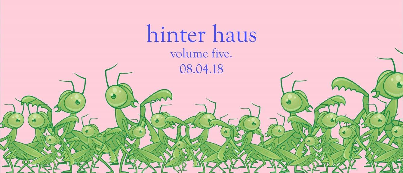 Hinter Dem Haus ra hinter haus volume five at the gasometer hotel melbourne