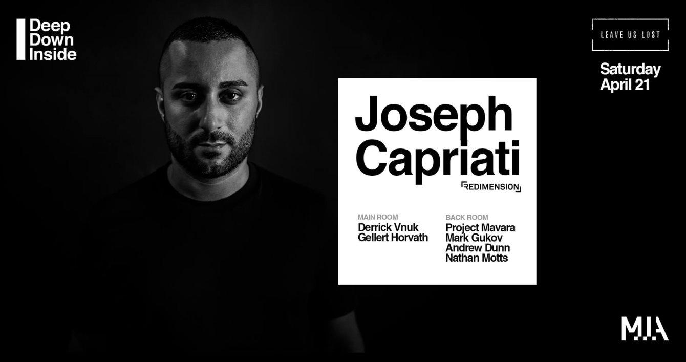Ra Joseph Capriati At Mia Vancouver 2018