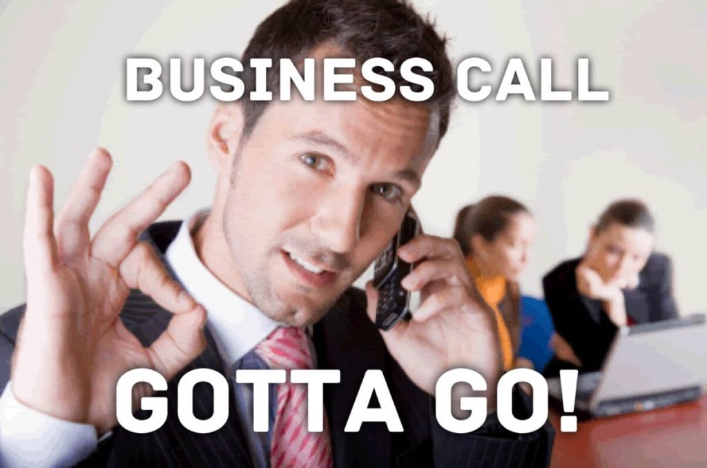 business call