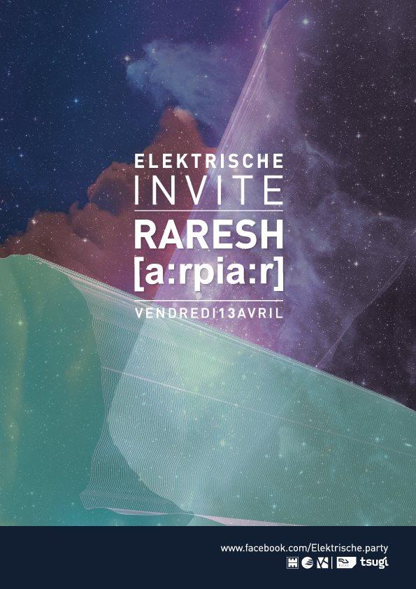 RA: ƎE ! Elektrische Invite Raresh at Kwartz Club, French Riviera