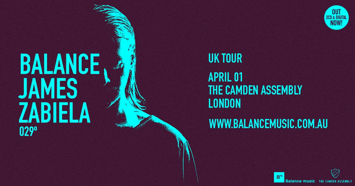 Ra camden assembly presents james zabiela balance series at line up malvernweather Image collections
