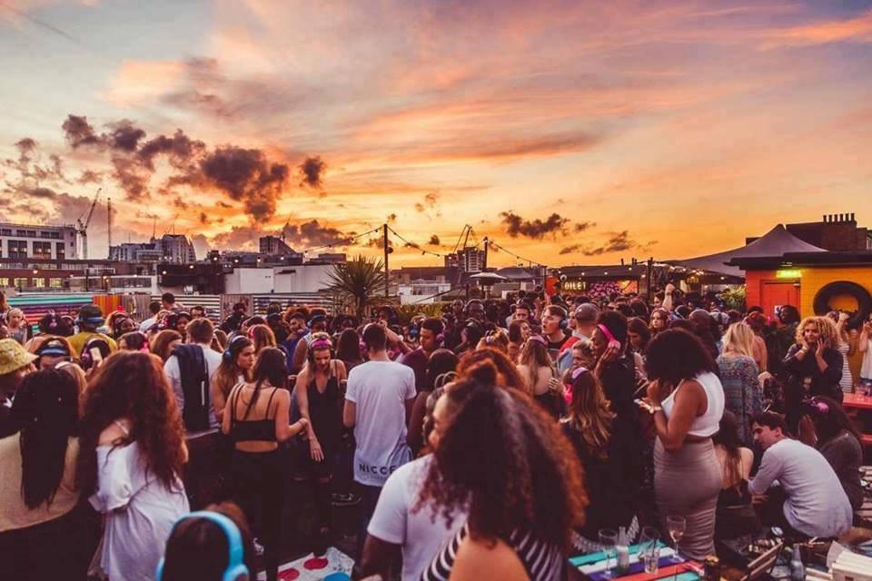 Ra Tuckshop Soundwave Launch Day Amp Night Spring Rooftop