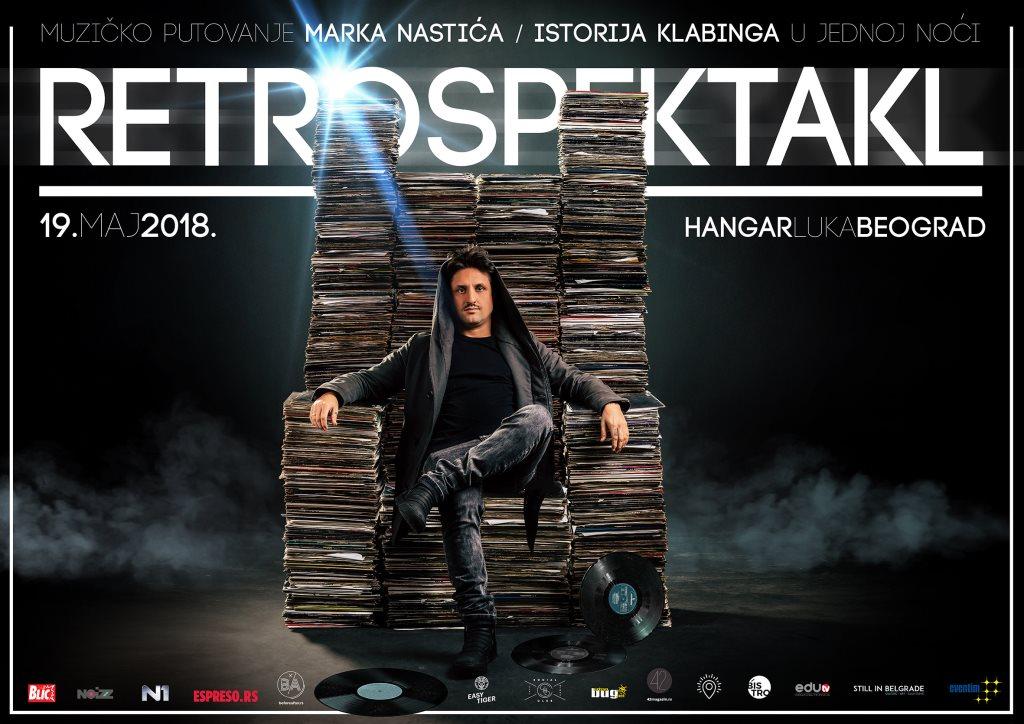žorža klemansoa 19 beograd mapa RA: Retrospektakl 2018 at Centralni Magacin, Serbia žorža klemansoa 19 beograd mapa