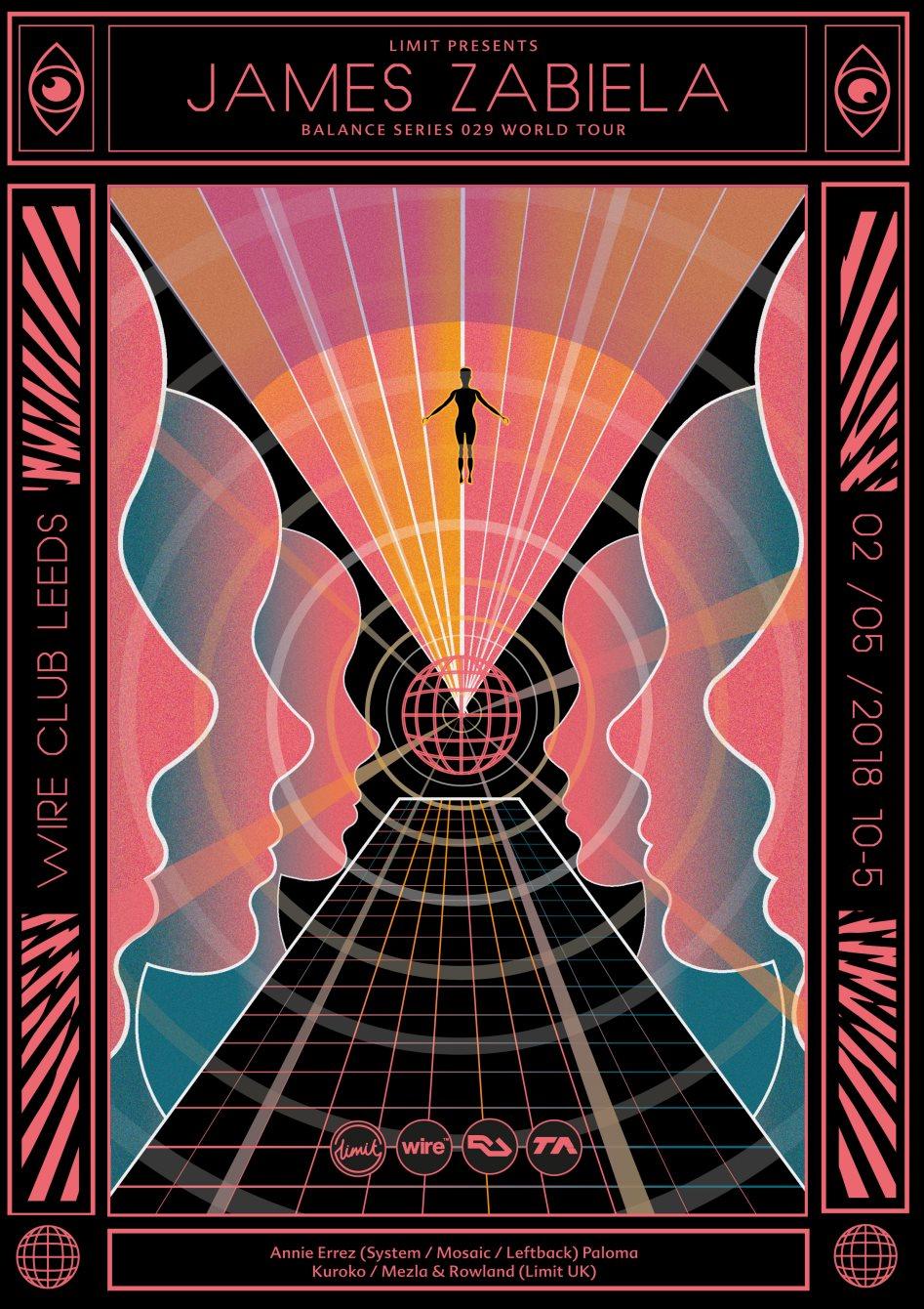 Ra tickets limit presents james zabiela balance series 029 line up james zabiela malvernweather Image collections