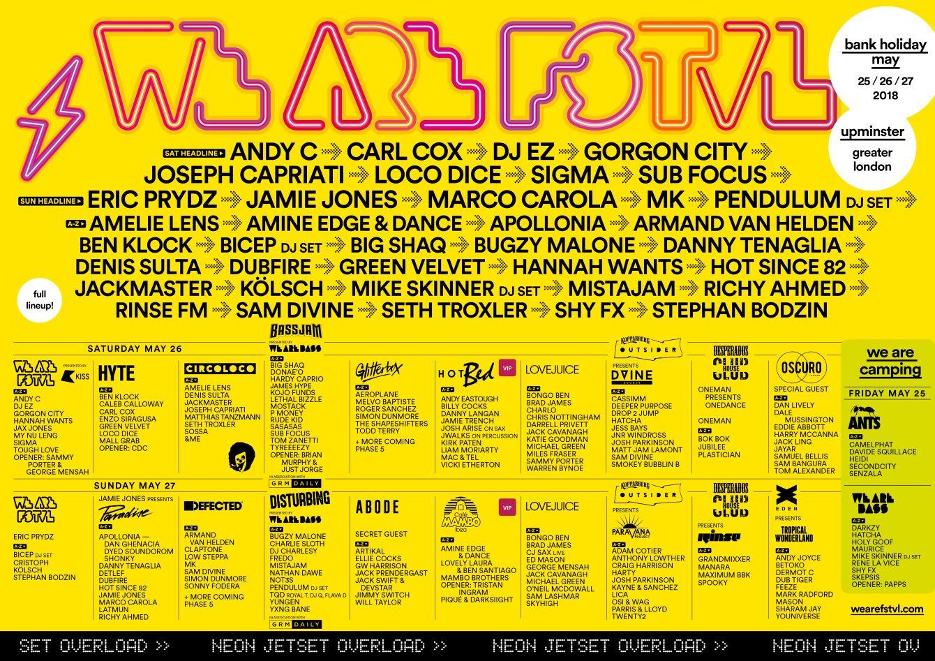 We Are Festival