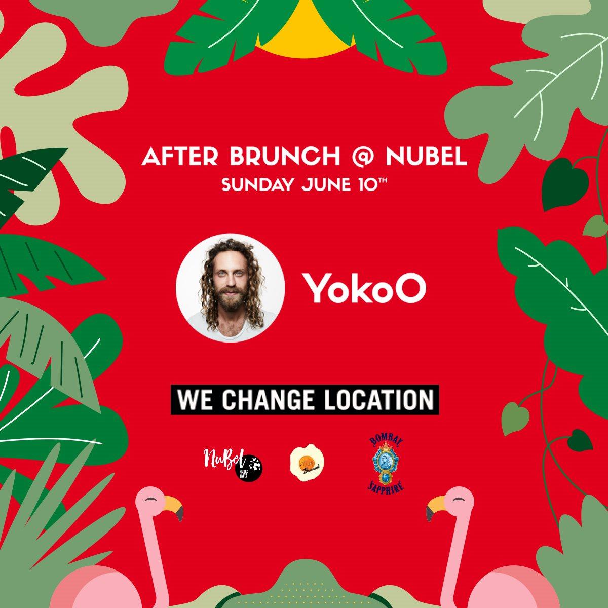 Ra After Brunch With Yokoo At Nubel Madrid 2018