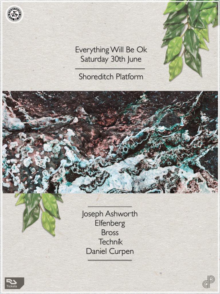 Ra Everything Will Be Ok With Joseph Ashworth Elfenberg Bross Line Up