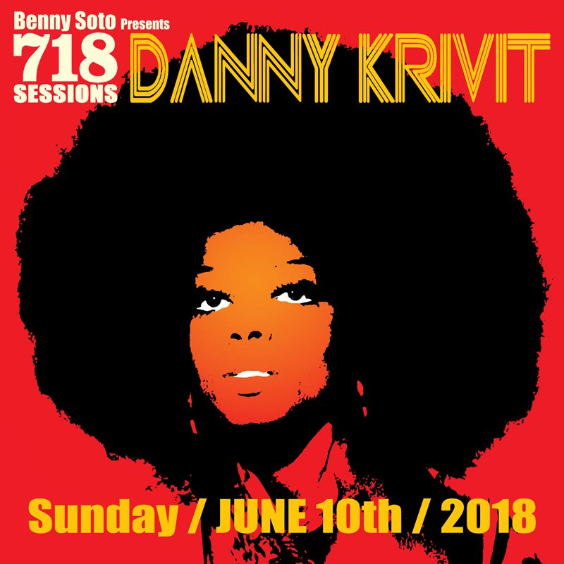 SUNDAY NIGHT, JUNE 10th  718 Sessions returns to Good Room! Us-0610-1118282-front