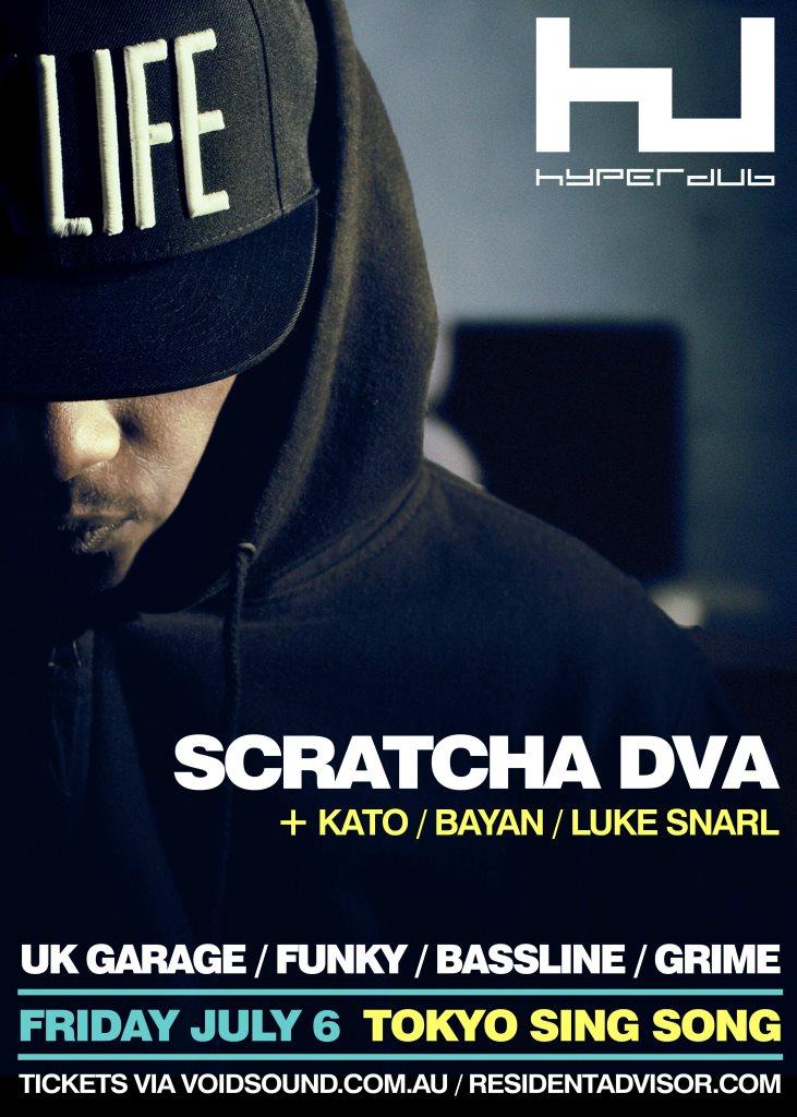 RA: VOID presents Scratcha DVA at Tokyo Sing Song, Sydney (2018)