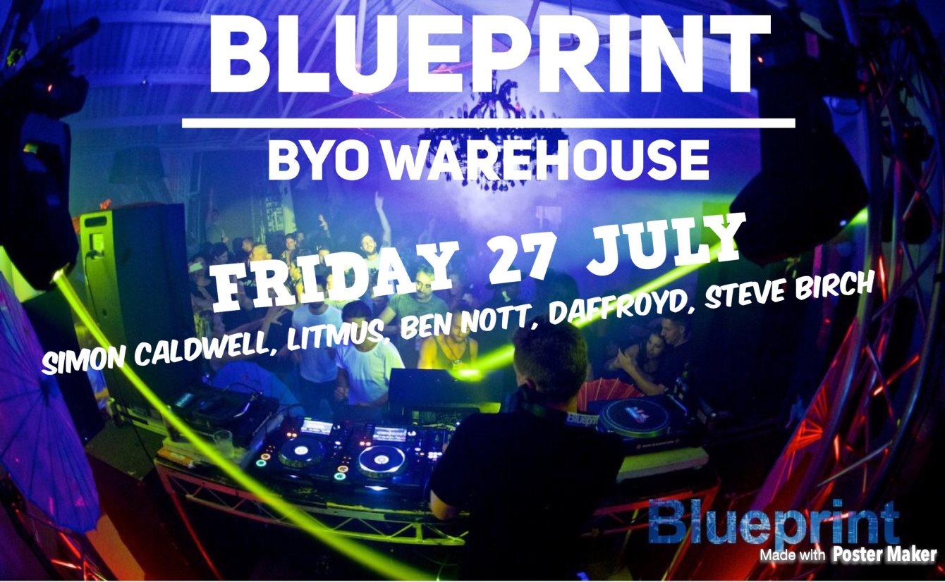 Ra blueprint the byo warehouse project feat simon caldwell 003 line up malvernweather Choice Image