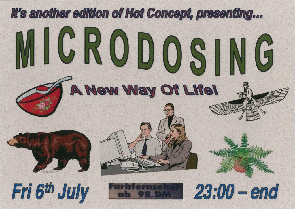 RA: Hot Concept with Microdosing (NTS Radio, Manchester) at