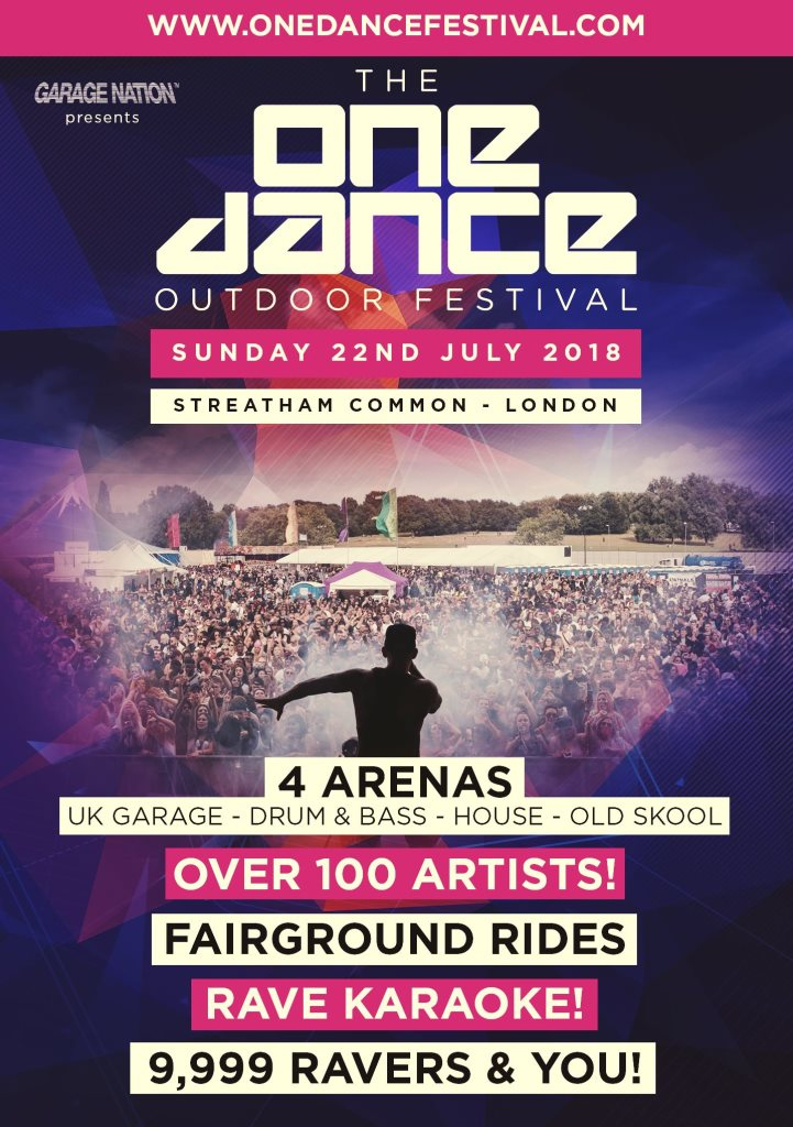 Ra One Dance Festival At Streatham Common London 2018
