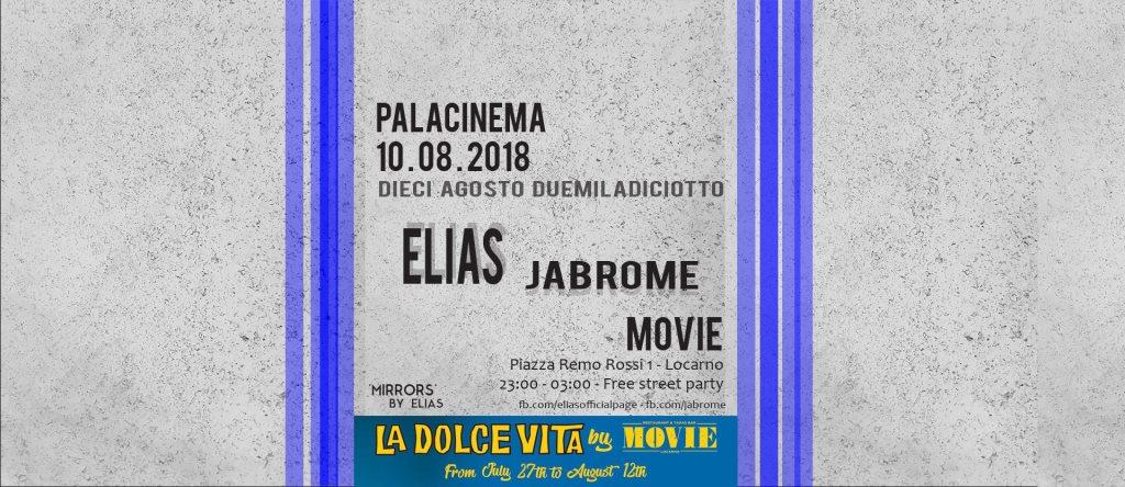 RA: 'Mirrors' at Palacinema — Elias and Jabrome — Movie at