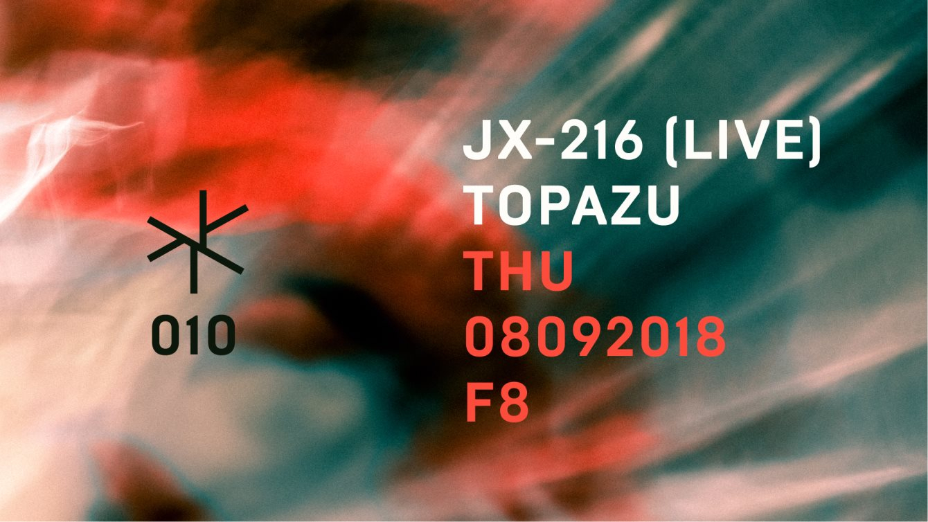 RA: Asterisk 010: JX-216 and Topazu at F8 1192 Folsom, San Francisco
