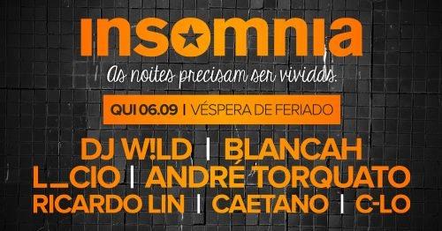 Ra Terraza Presents Insomnia At Terraza Music Park Brazil