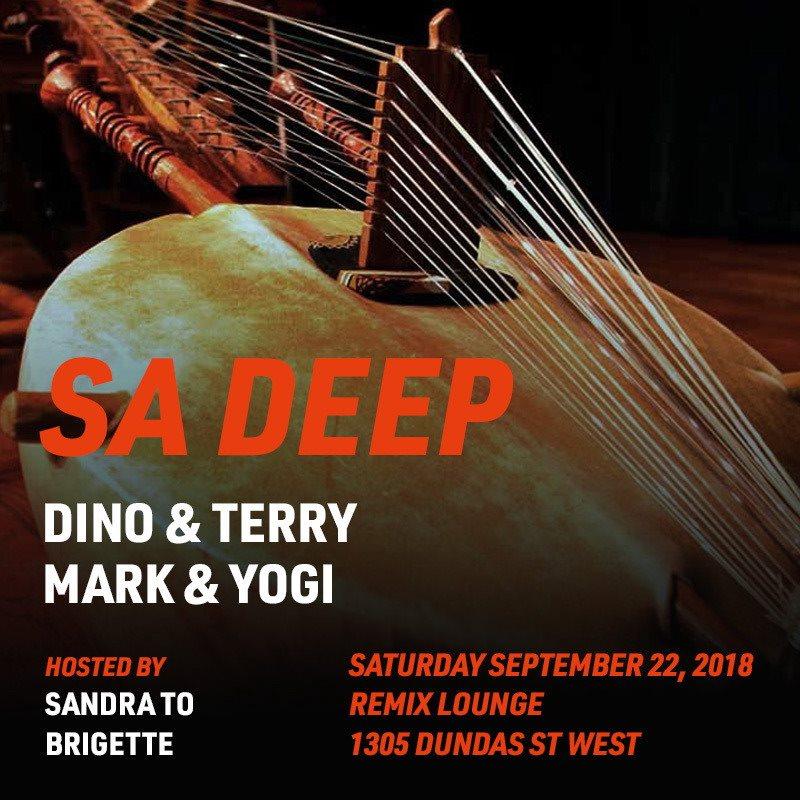 RA: SA Deep Party with Dino & Terry, Mark & Yogi at Remix