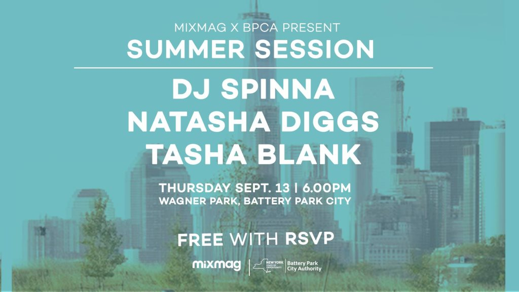 RA: Mixmag X Bpca presents: Summer Session - DJ Spinna at
