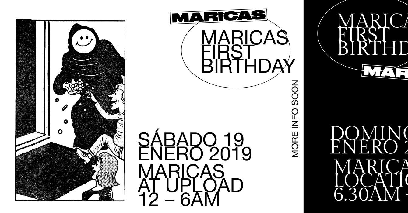 Maricas 1st Birthday