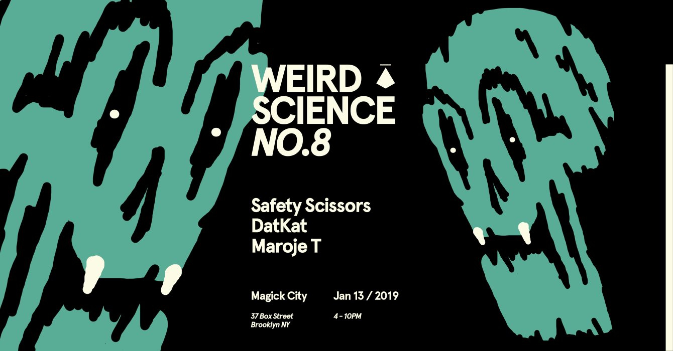 RA: Weird Science no 8 with Safety Scissors, DatKat, Maroje T at