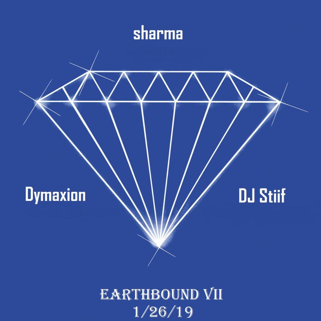 RA: Earthbound VII at Art Cafe/Bar, New York