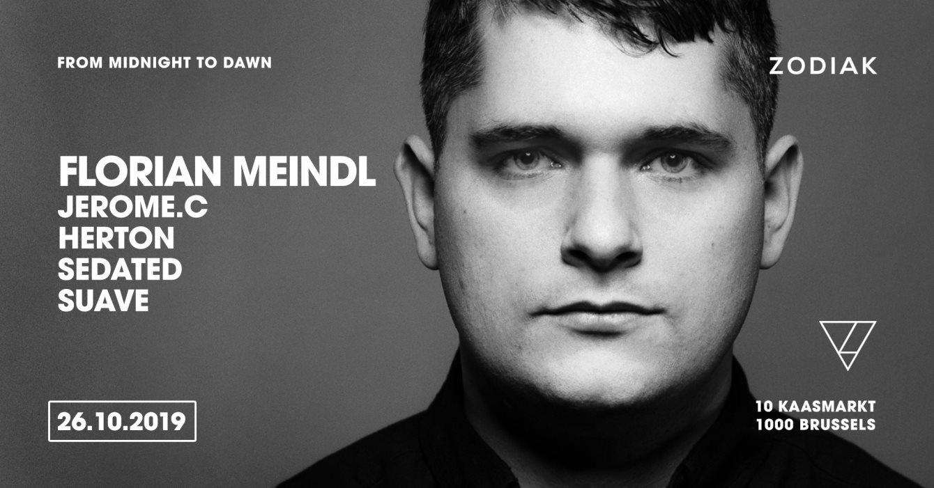 100% original 60% Freigabe exquisiter Stil RA: ZODIAK Hosts Florian Meindl at Zodiak, Brussels