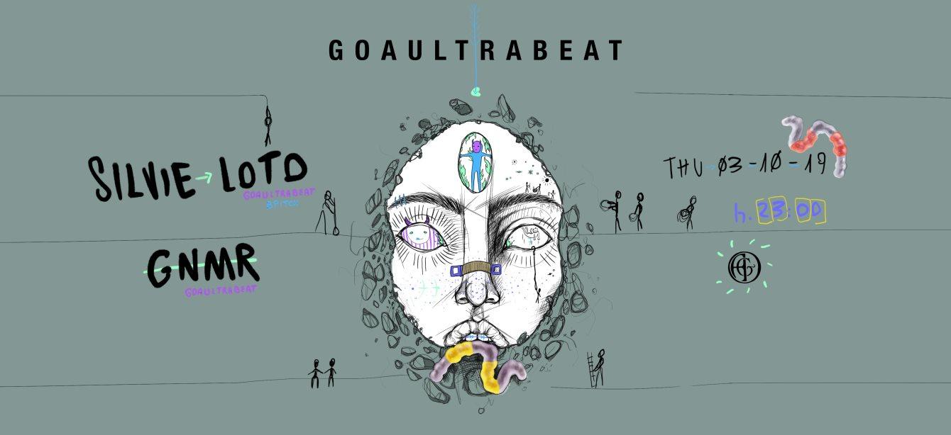 Ra Goautrabeat Silvie Loto Gnmr At Goa Club Rome 2019