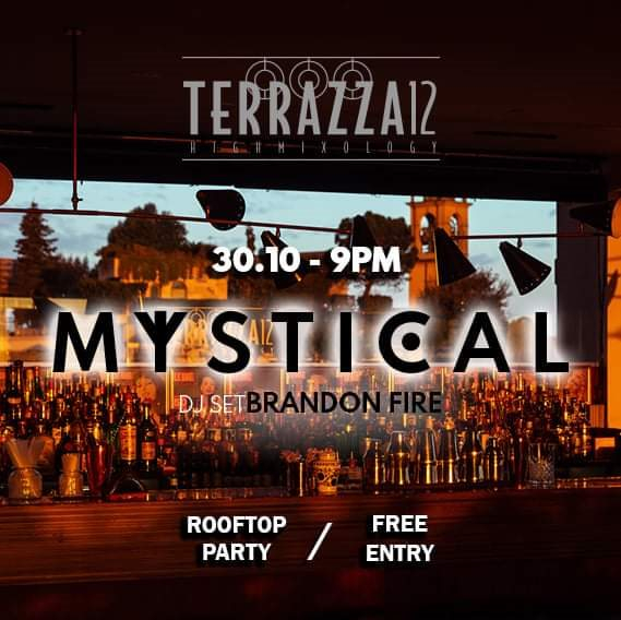 Ra Mystical Rooftop Party Free Entry Terrazza 12