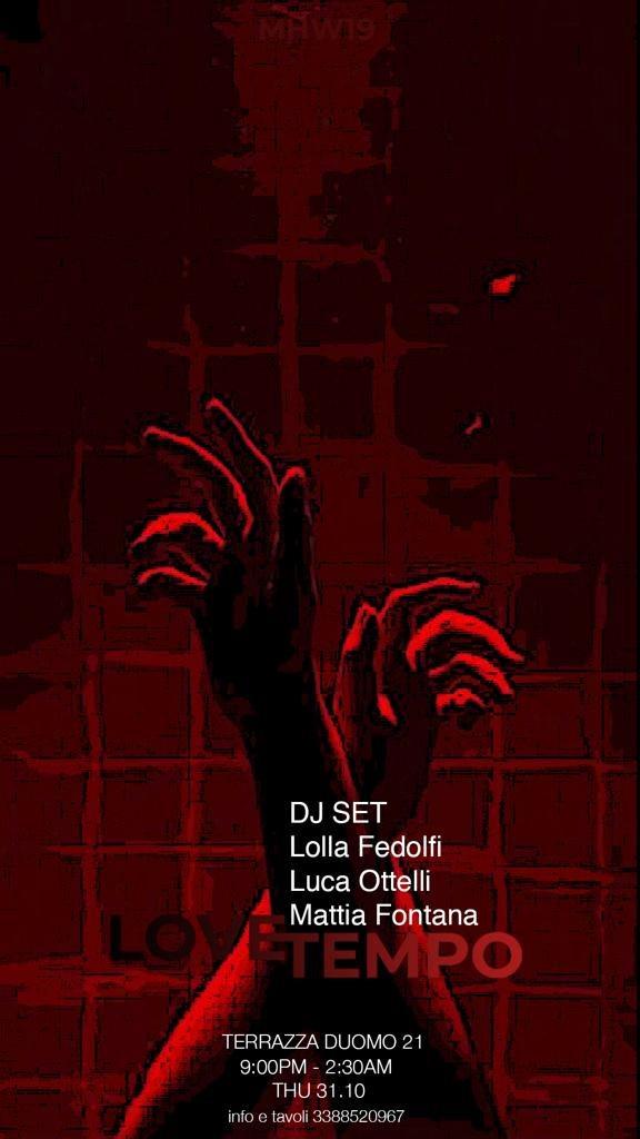 Ra Lovetempo Vol 2 Mhw19 At Terrazza Duomo21 Milan 2019