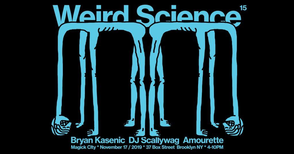 Scallywag Festival 2020.Ra Weird Science N 15 With Bryan Kasenic Dj Scallywag