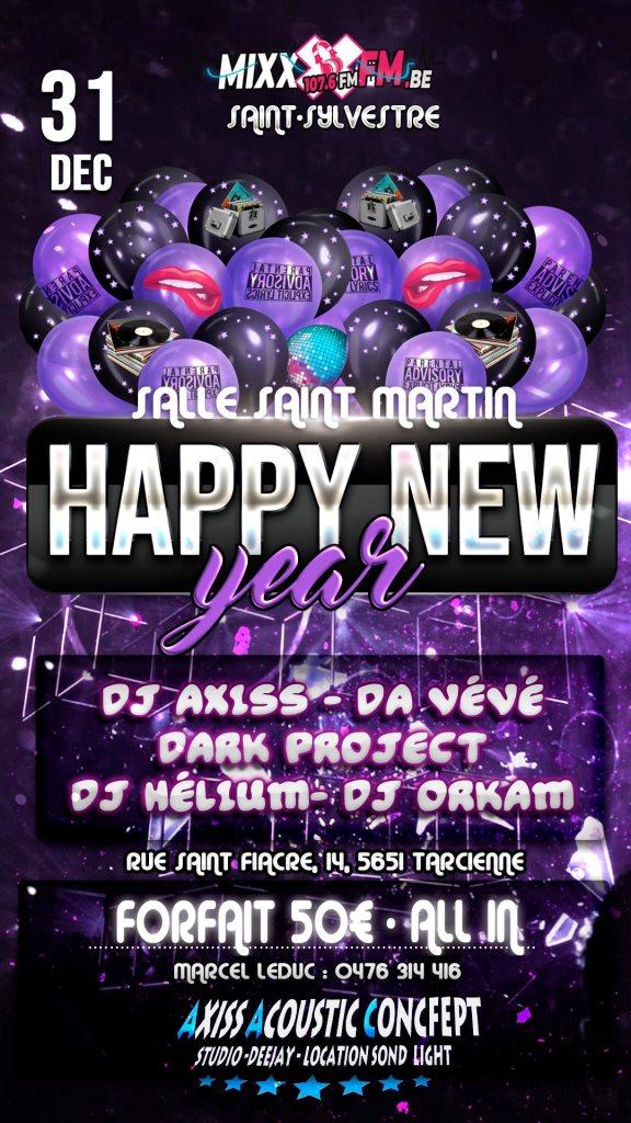 Ra Happy New Year 2020 At Rue Saint Fiacre 14 5651 Walcourt