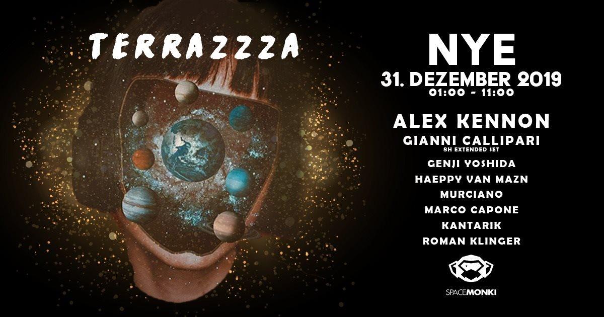 Ra Terrazzza Nye With Alex Kennon At Spacemonki Zurich 2019