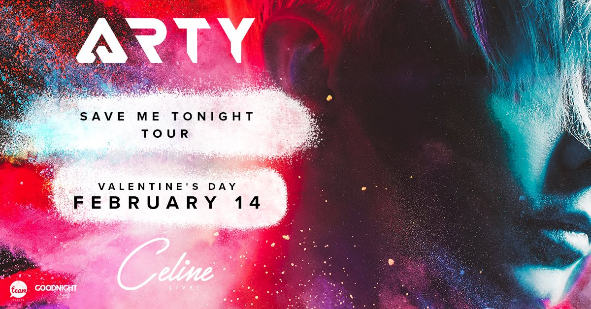 Ra A Valentines Day Party With Arty Thurs 02 14 19 At Celine