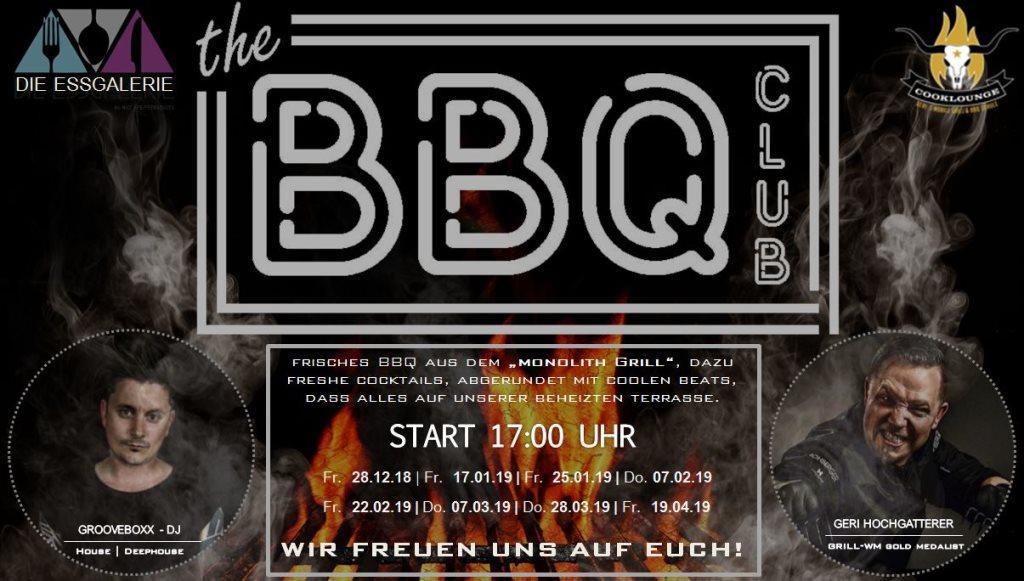 RA: BBQ Club at Die Essgalerie, Austria
