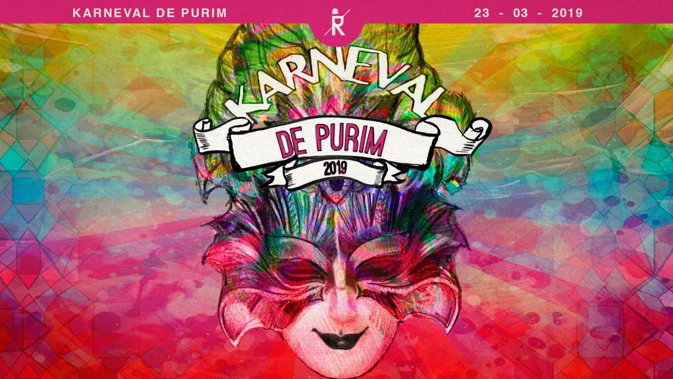 RA: Karneval de Purim at Ritter Butzke, Berlin