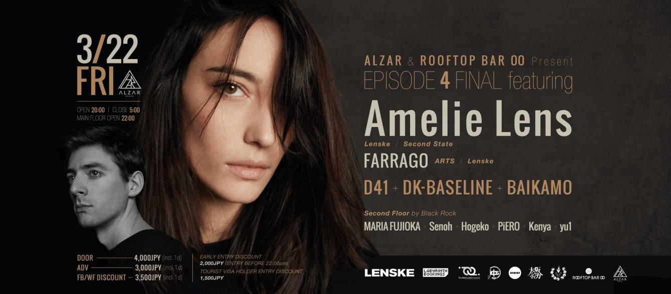 Episode Final Feat. Amelie Lens